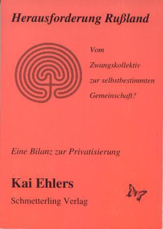 Herausforderung Rußland Book Cover