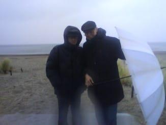 Jeim+Kai Ostee mit Schirm DSC02748