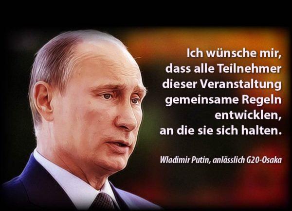 Ordnungsrufe aus Moskau – Anmerkungen zu einer überfälligen Offenbarung