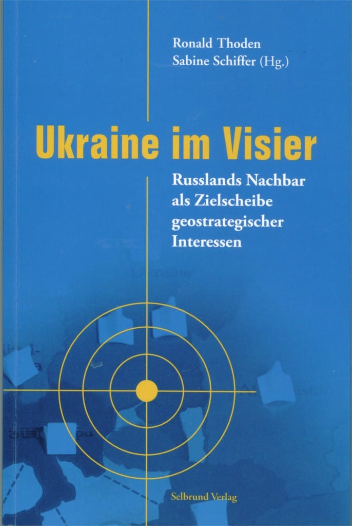 Ukraine im Visier Book Cover