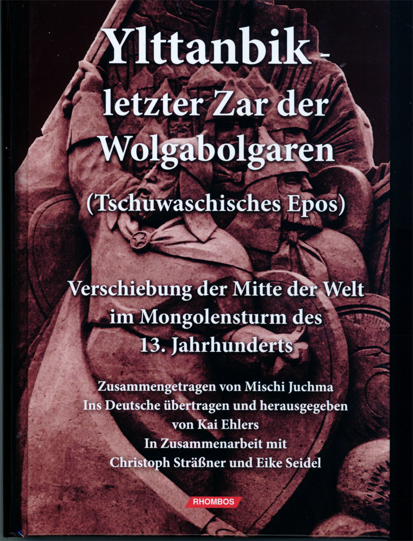 Ylttanbik - letzter Zar der Wolgabolgaren Book Cover